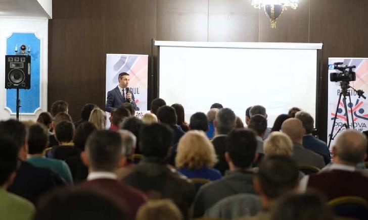 Conf. univ. dr. Mihai Apostolache a fost ales preşedinte al Partidului Prahova în Acţiune