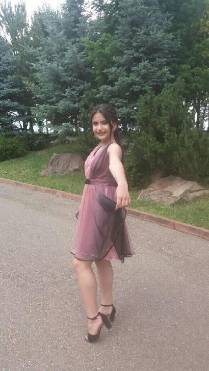 Evelina Ioana Dumitru,o dansatoare si o eleva de nota  10