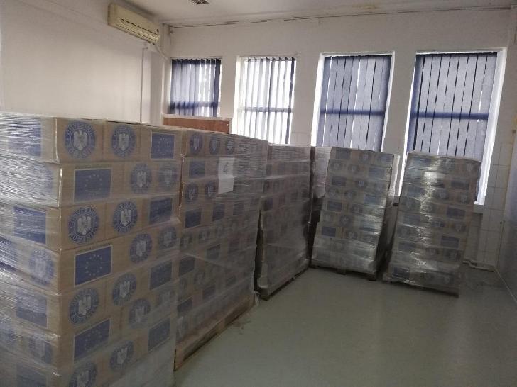 Incepe acţiunea de distribuire a ajutoarelor către cetăţenii care sunt beneficiari finali de ajutoare europene finanţate din Fondul de ajutor European
