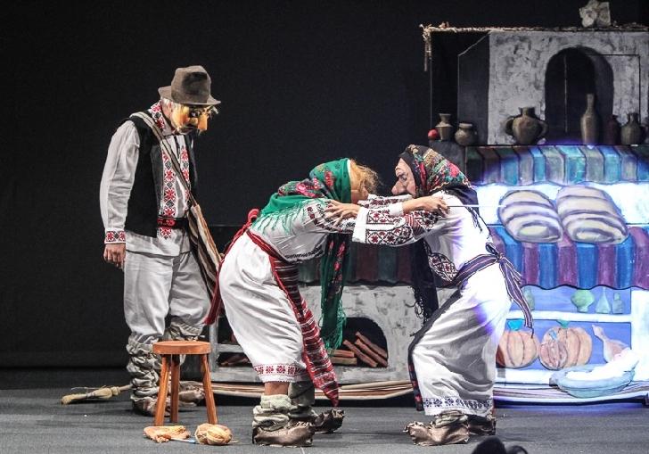 """Ziua Culturii Nationale la Teatrul """"Toma Caragiu"""" Ploiesti"""