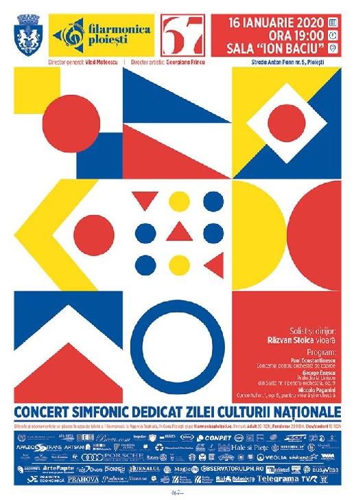 Ziua Culturii Naţionale este sărbătorită la Filarmonica