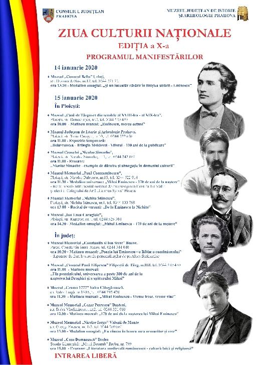 Ziua Culturii Nationale la muzeele din Prahova