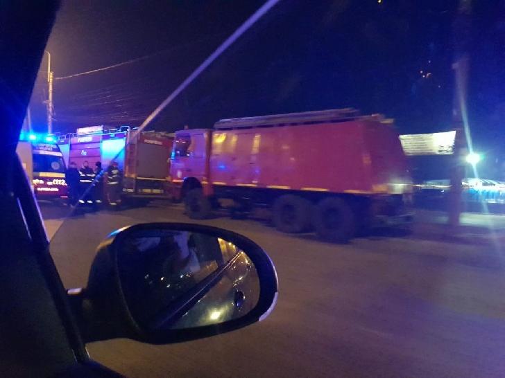 Un bărbat din Ploieşti a adus panica în oraş după ce a anunţat o bombă la Rafinăria Lukoil