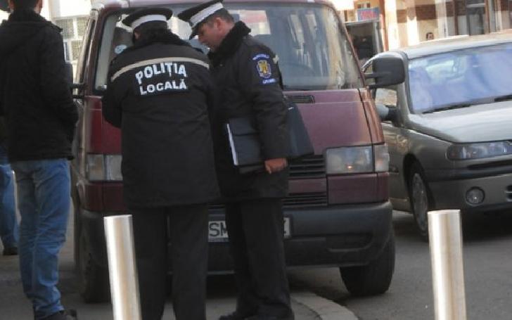 Sancţiuni aplicate de poliţiştii locali din Ploiesti