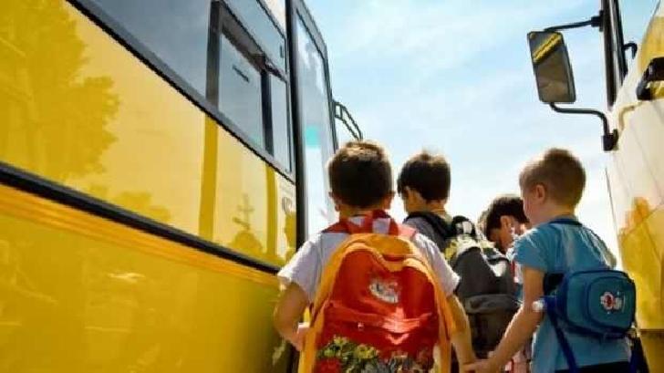 Transport gratuit pentru elevi in  anul 2020-2021