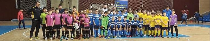 """Petrosport Ploieşti a castigat  Cupa """"Constantin Tabarcea"""""""