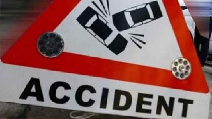 Accident rutier în Ploieşti, în intersecţia străzilor Cantacuzino şi Torcători