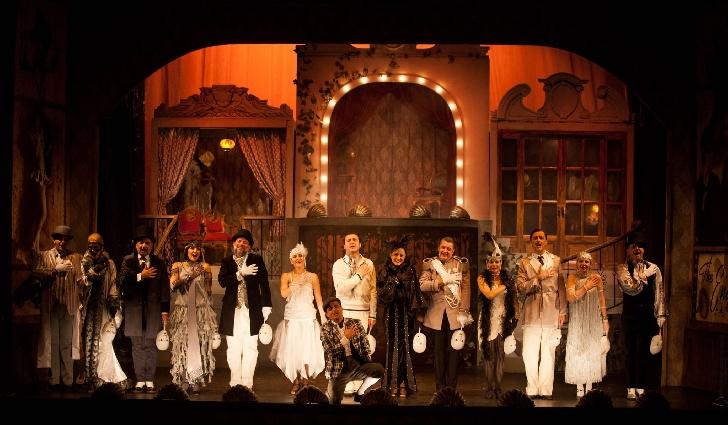 """In apropierea sarbatorii de Dragobete, Teatrul """"Toma Caragiu"""" Ploiesti , celebreaza iubirea romaneste"""