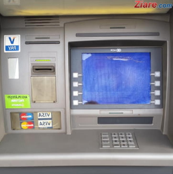 La Sinaia un bancomat a fost aruncat în aer. Poliţia caută făptaşii