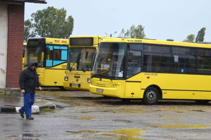 Autobuzele TCE vor fi deviate pe traseul Bd. Independentei-Gara de Sud,in data de 2 martie