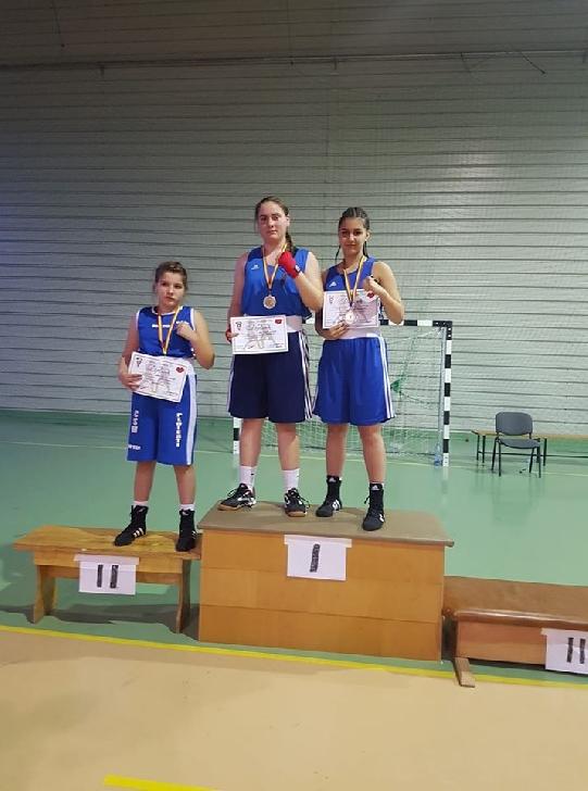 Sportivele de la CSM Ploieşti, locurile 1 şi 2 la Cupa României de box-Buzau