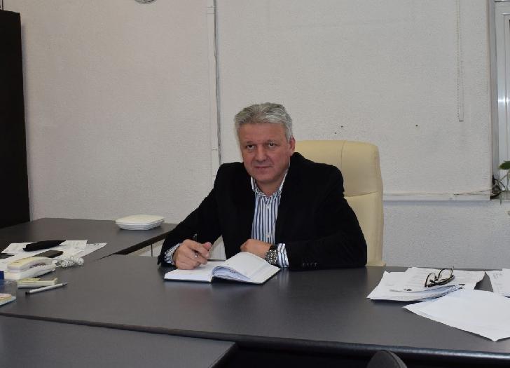 Stefan Grozea,noul director al CSM Ploiesti