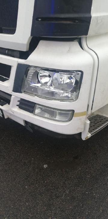 Accident grav la Cioranii de Jos. Un minor a fost lovit de un TIR