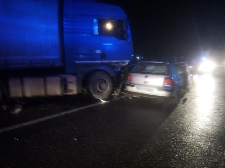 Accident grav la Zalhanaua. Un tânăr este în comă