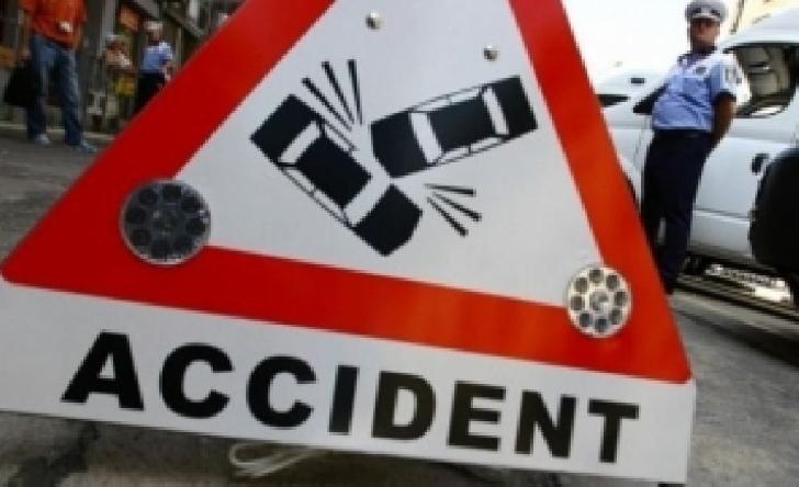 O femeie a fost lovită de un autoturism, la Telega. Şoferul a avut alcoolemie