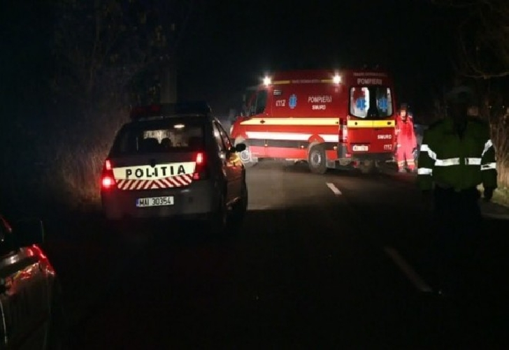Accident grav pe centura de Est a Ploiestiului, in comuna  Berceni