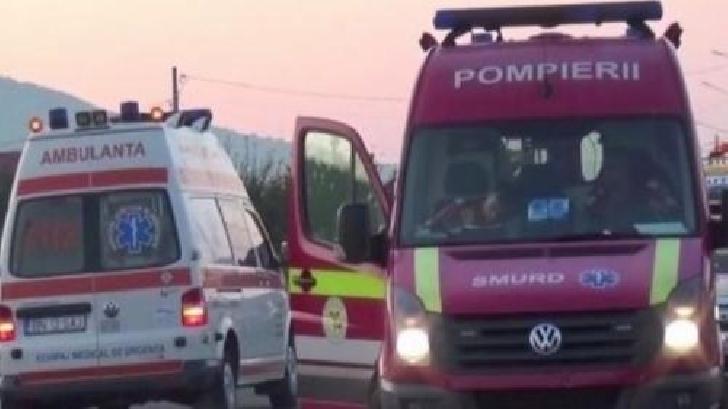 Accident rutier în comuna Podenii Noi, sat Nevesteasca