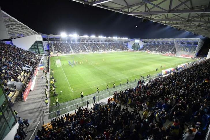 România U21 – Danemarca U21 se joacă la  Ploieşti , fara spectatori