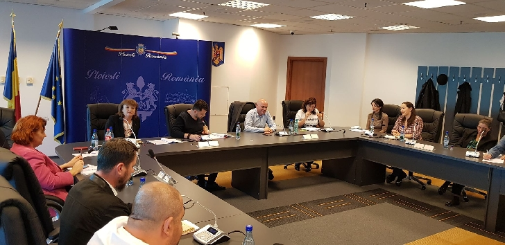 Comitetul Local pentru Situaţii de Urgenţă al Municipiului Ploieşti , măsuri suplimentare pentru limitarea efectelor răspândirii coronavirus COVID-19