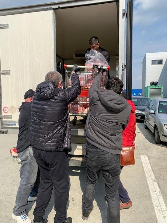 Donaţie importantă din partea OMV Petrom pentru un centru de carantină din Prahova