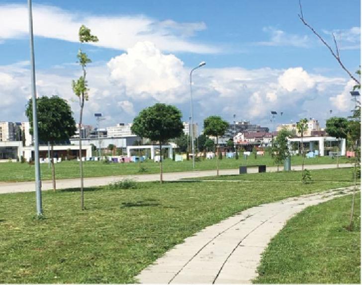 Parcurile din Ploiesti au fost inchise,de vineri