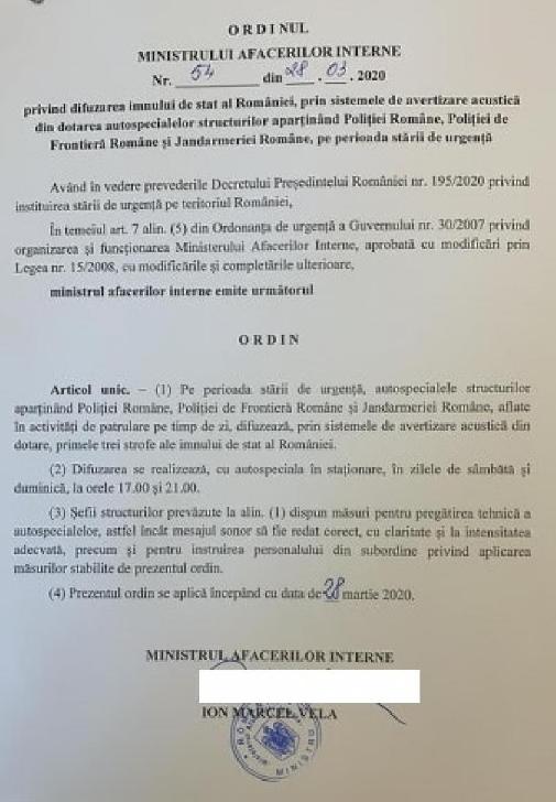 Imnul României s-a auzit şi azi, la Ploieşti. (video)