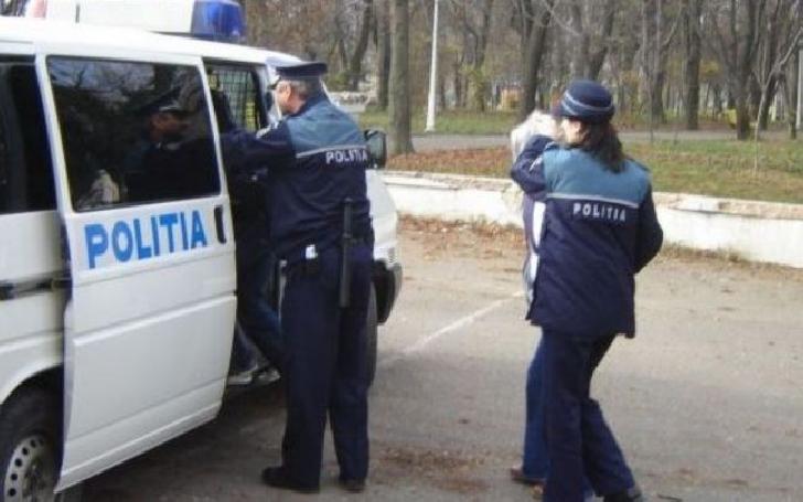 Scandal între mai multe persoane , în cartierul Mimiu