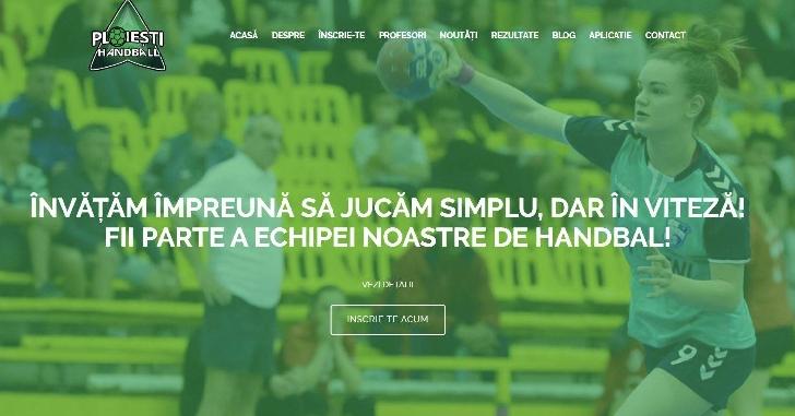 Ploieşti Handbal – noul membru al familiei iSports Ploieşti