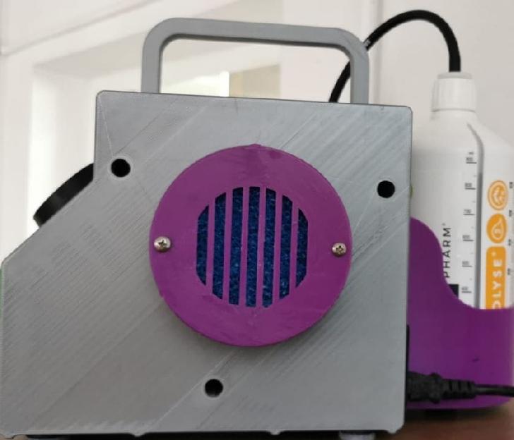 Primăria Municipiului Ploieşti a achiziţionat două sisteme profesionale de nebulizare pentru combaterea COVID-19
