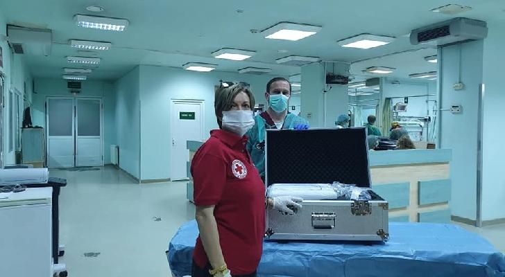 La Spitalul Judeţean de Urgenţă Ploieşti a ajuns primul aparat de diagnosticare a Covid-19