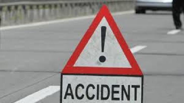 Un sofer  beat a produs un accident in Ploiesti.Soferul ar fi furat  un autoturism