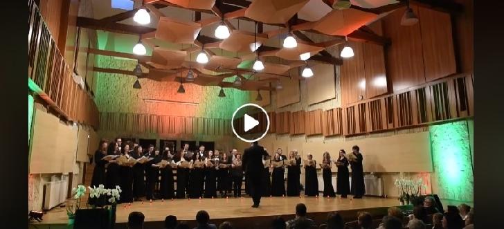 """Corul Filarmonicii """"Paul Constantinescu"""" condus de dirijorul Eduard Dinu vă aşteaptă joi, 16 aprilie,la un Concert Extraordinar dedicat Sărbătorilor Pascale"""