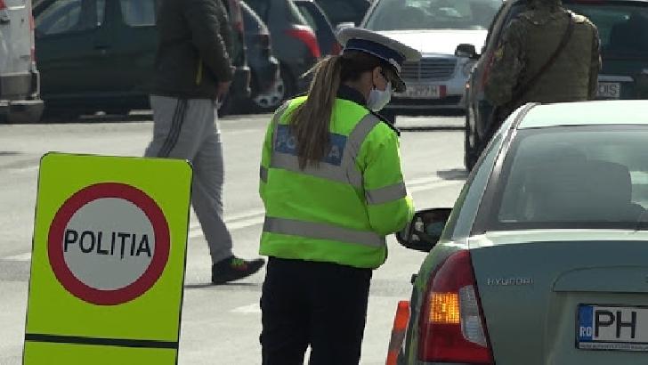 IJP PRAHOVA, acţiuni de amploare făcute în Ploieşti, pentru prevenirea criminalităţii şi verificarea respectării măsurilor impuse prin ordonanţele militare