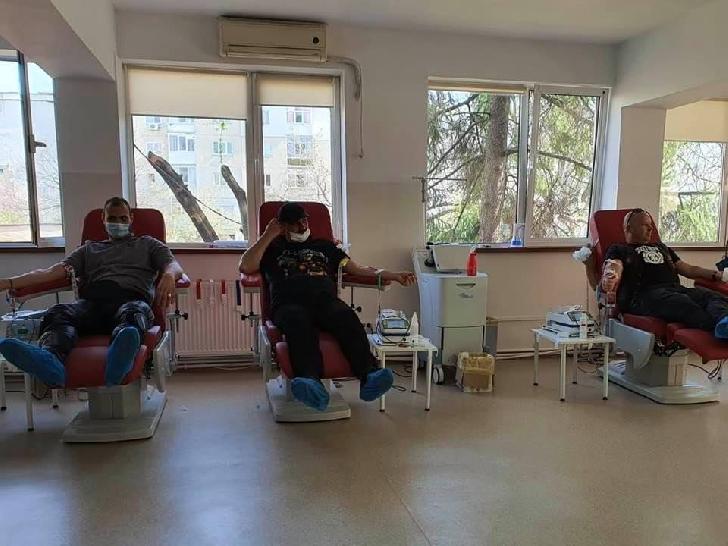 Georgeta Hanganu ,sefa Centrulului  de Transfuzii Sanguine Ploieşti, roaga oamenii sa nu doneze sange