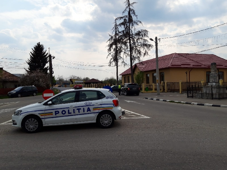 Politistii prahoveni au dat zeci de amenzi la Halele Centrale,Dumbravesti si Plopeni