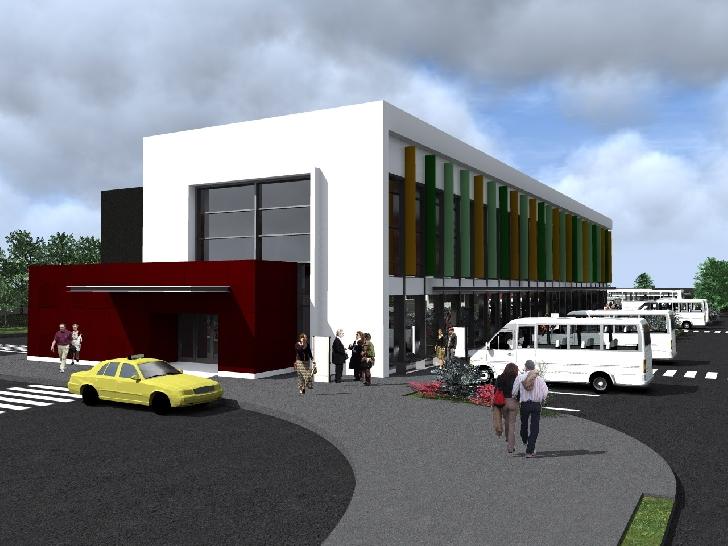 """Primaria Ploiesti a semnat contractul de finanţare a proiectului """"Creşterea mobilităţii traficului prin realizarea terminalului multimodal Nord-Vest"""