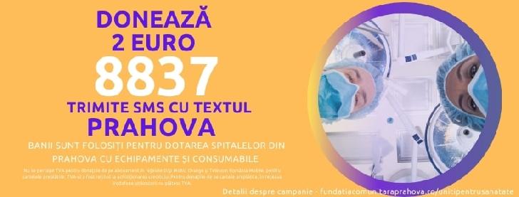 """Fundatia Comunitara Prahova . """"Ne pasă de siguranţa medicilor noştri"""""""