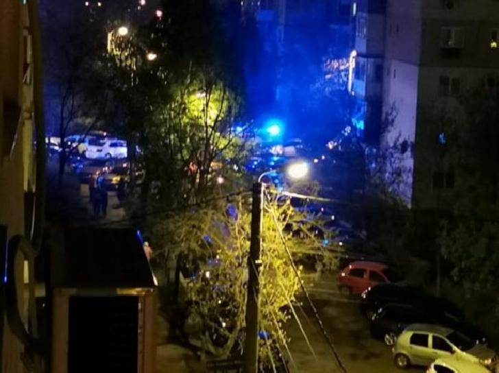 Incendiu la un apartament de pe strada Gorniştilor din Ploieşti