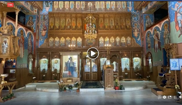 Slujba deniilor din Joia Mare a Pastelului,de la Catedrala Inaltarea Domnului-Eroilor Ploiesti (Vezi live )