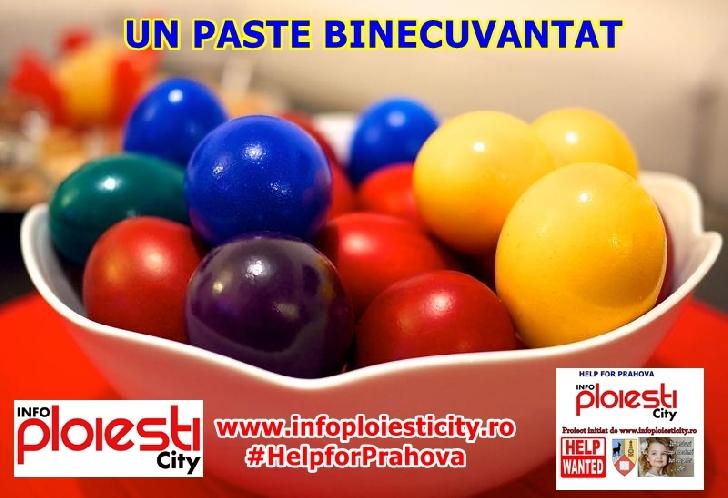 www.infoploiesticity.ro va doreste un Paste binecuvantat. Hristos a Inviat