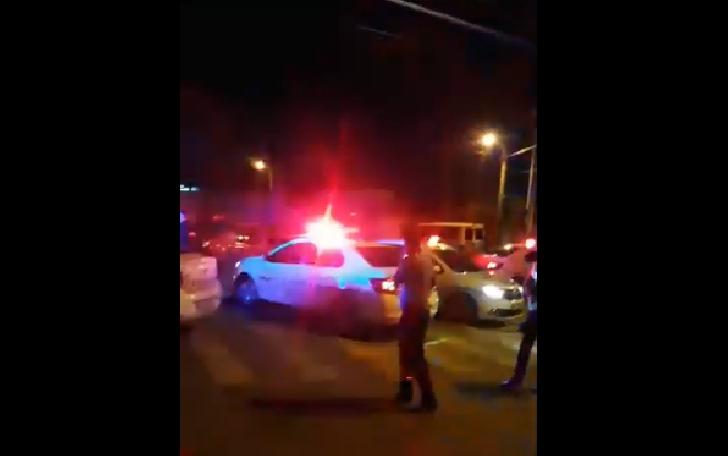 Poliţiştii, jandarmi şi luptători SAS au interevenit in prima zi de Paste la un conflic din cartierul Mimiu