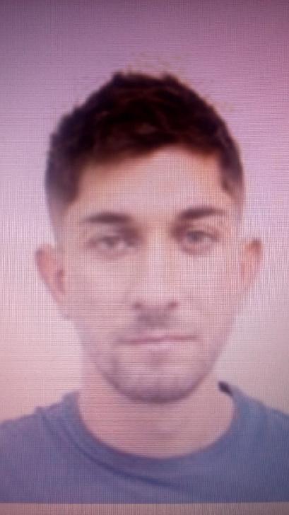 Un tânăr din localitatea Fulga de sus este dat dispărut. Dacă îl vedeţi sunaţi la Poliţie