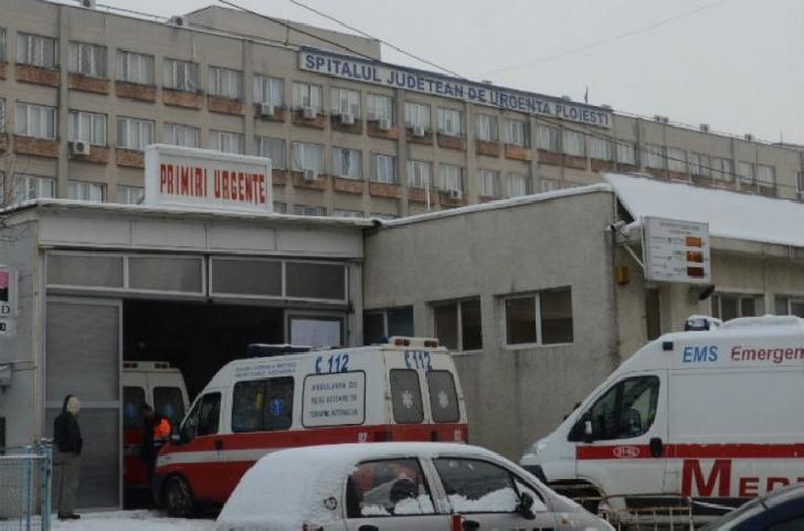 40 de cadre medicale din Spitalul Judeţean Ploieşti sunt izolate într-un hotel
