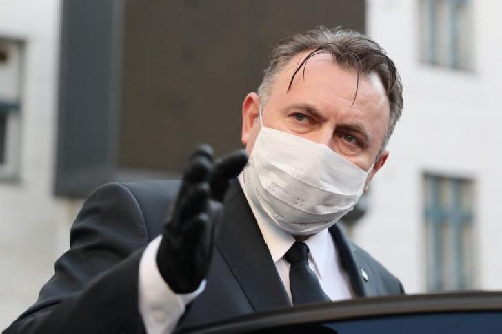 Ministrul Sănătăţii, Nelu Tătaru, a venit, sâmbătă, la Spitalul Judeţean Ploieşti