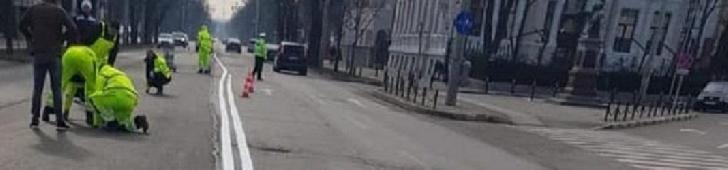 SGU Ploiesti  îşi va cumpara o maşină pentru marcaje rutiere