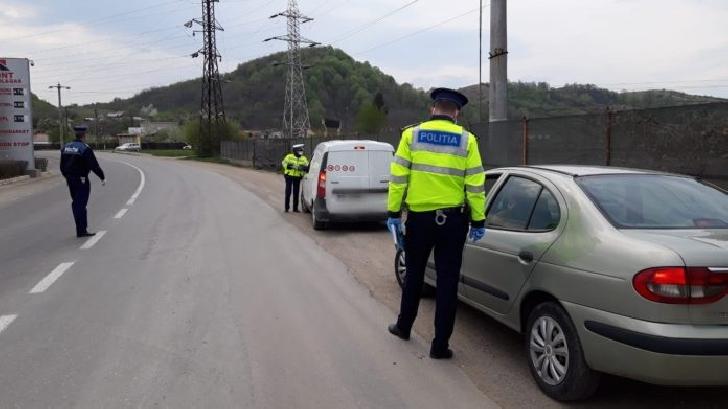 Serviciul Rutier al Politiei Prahova - acţiuni punctuale în municipiul Ploieşti şi pe DN 1