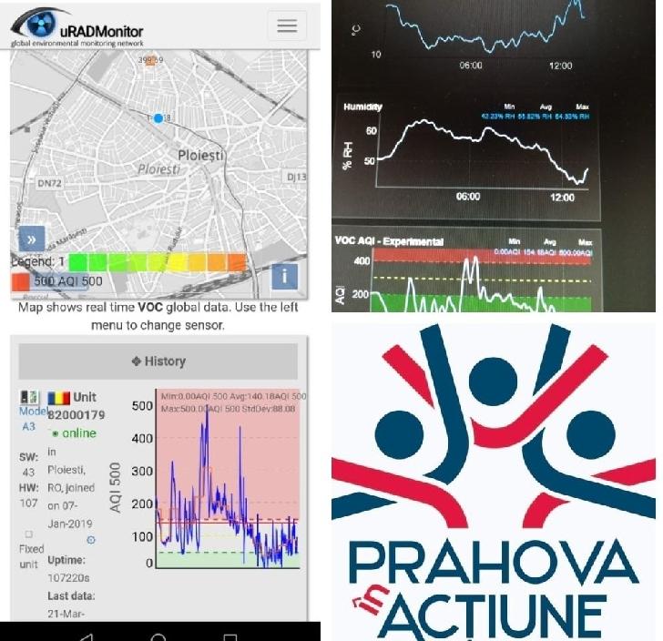 """ASOCIATIA """" PRAHOVA IN ACTIUNE """".COMUNICAT DE PRESĂ.Donaţie cu impact major comunitar!"""