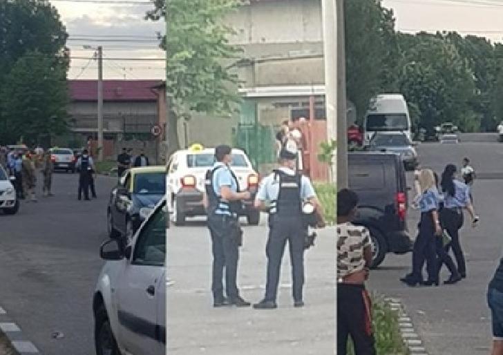 Nouă persoane au fost reţinute în urma conflictului izbucnit, marti , pe strada Capsunelor din Ploiesti