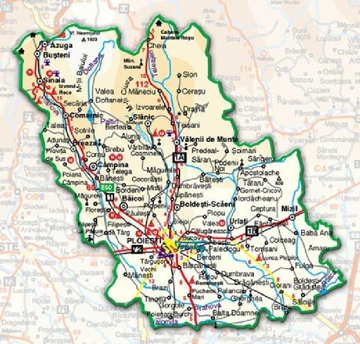 A fost extinsă zona Câmpina privind circulaţia fără declaraţie pe propia răspundere sau adeverinţă