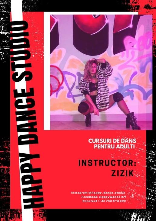 Cursuri de dans (toate stilurile) pentru doamne si domnisoare ,la Happy Dance Studio Ploiesti